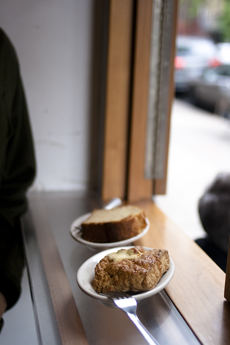 BHH Blog | Ricotta scone and olive oil cake at Abraco