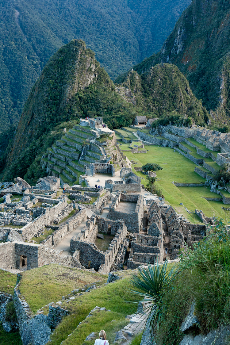 BHH Blog | Early Morning at Machu Picchu