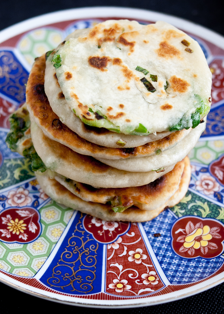 green onion pancakes 2