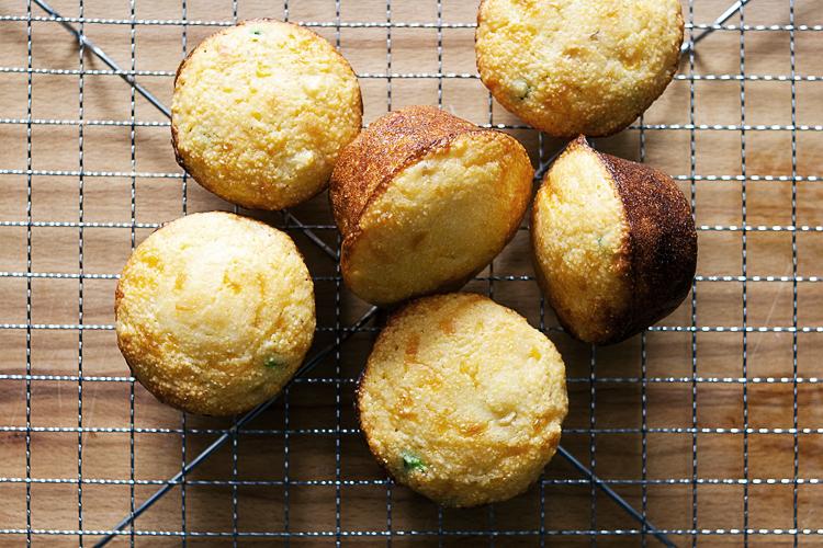 cornmeal muffin 2