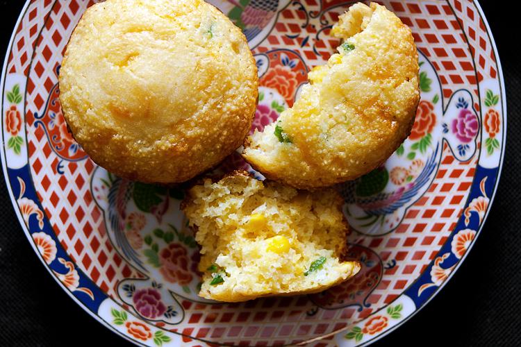 cornmeal muffin 4