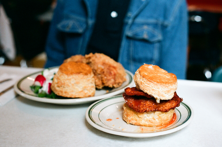 BHH Blog Chicken Biscuit