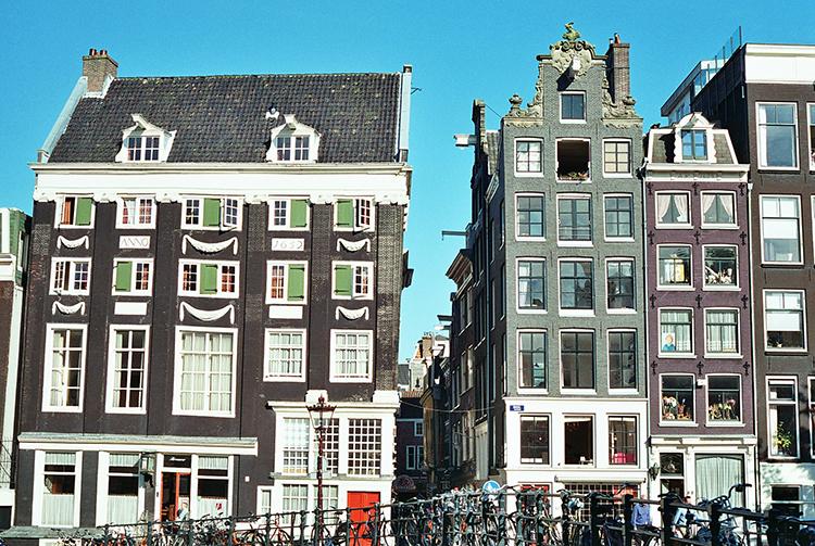 AMSTERDAM_Haus